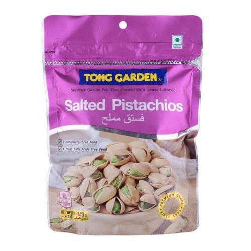 Tong Garden Salted Pistachios Pouch, 140g