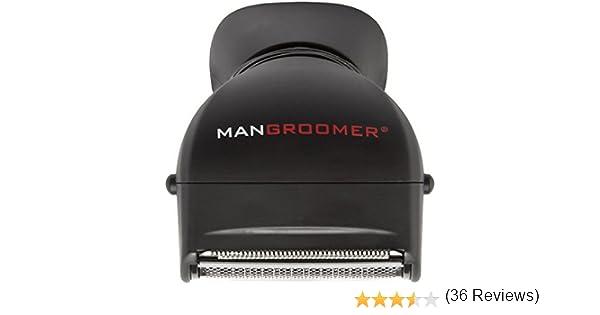 MANGROOMER - Cabezal de repuesto para afeitadora de pelo con ...