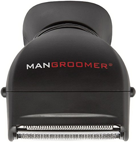 Mangroomer Complete foil attachment head with shock absorber neck and smooth shaving foil, 0.6 lb
