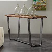 Hooker Furniture Live Edge Console