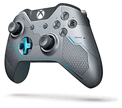Amazon.com: Xbox One Limited Edition Halo 5: Guardians Wireless