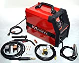 MIG Welder - MIG 135 Amp Flux Core Wire Welding Soldering Machine 115V W/Accessories