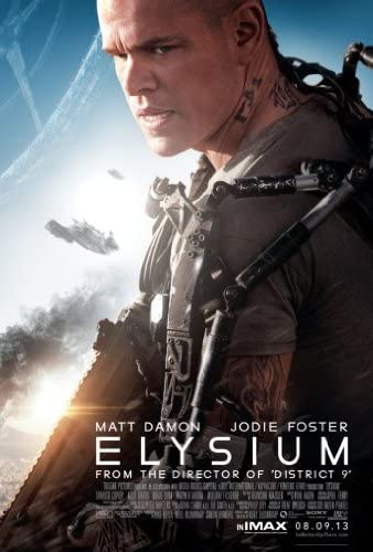 POSTERS Elysium 61cmx91cm: Amazon.co.uk: Kitchen & Home