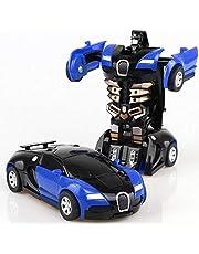 Transformers' car - children's games - sound - light - movement - Transforming Robot