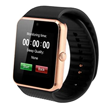 GT08 Bluetooth Smart Watch Alloy, CM03 Pantalla táctil Reloj de ...