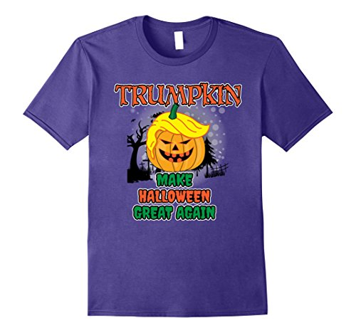 Trumpkin Make Halloween Great Again T-Shirt