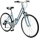 Critical Cycles Barron Hybrid Bike 21 Speed Lady's Step-Thru