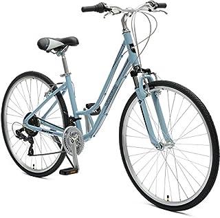 Best Womens Hybrid Bikes Under 300 Dollars: Retrospec Critical Cycles Women's Barron Hybrid 21 Speed Bike