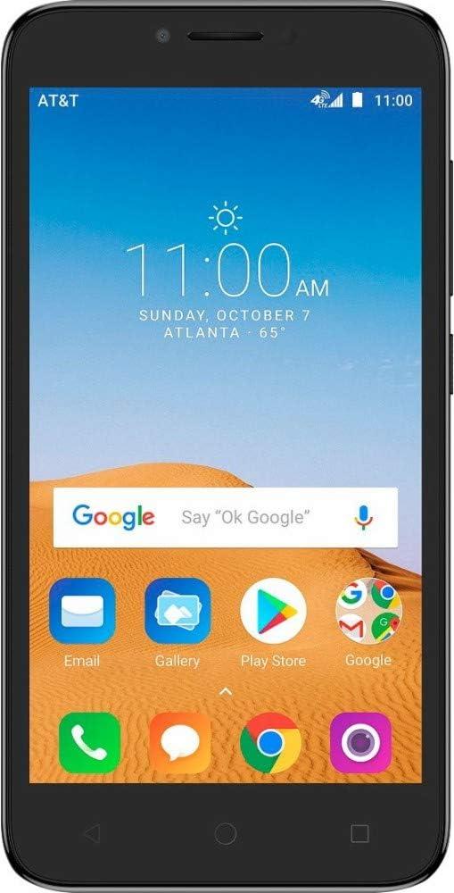 Amazon.com: Alcatel Tetra Unlocked 4G LTE 5041C 5 inch 16GB ...
