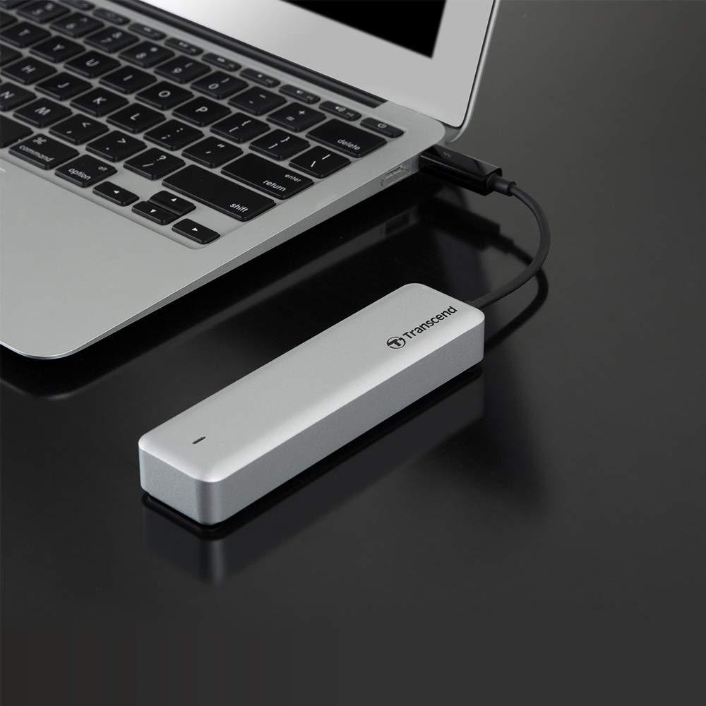 Speicher f/ür Mac JetDrive 850 Interne SSD 960 GB NVMe PCIe Gen3 x 4 Schnittstelle