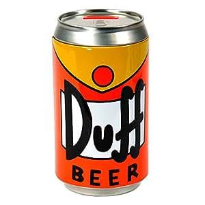 United Labels 0199480 Los Simpson - Hucha con diseño de lata de Duff