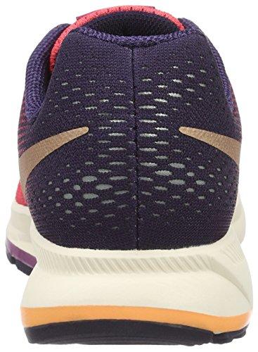 Nike 834317-800, Zapatillas de Trail Running para Mujer Naranja (Ember Glow / Mtlc Red Bronze)