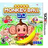 Quality Super Monkey Ball 3DS By Sega