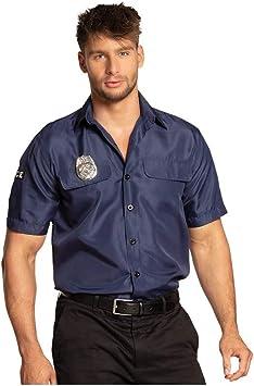 DISBACANAL Camisa de policía - -, L: Amazon.es: Juguetes y juegos