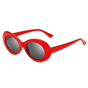 Siwen Gafas de Sol Oval para Mujer Gafas de Sol Gafas de Sol ...