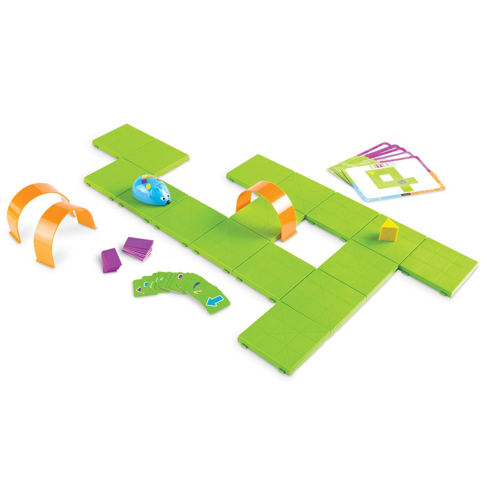 Learning Resources Code & Go Robot Mouse Activity Set, 83 Pieces by Learning Resources (Image #2)