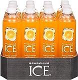 Sparkling Ice Orange Mango, 17 Ounce Bottles (12 Count)