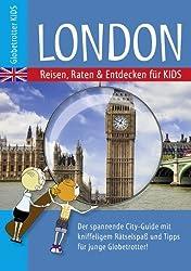 Globetrotter Kids London: Reisen. raten und entdecken für Kids von Nicole Ehrlich-Adam (2011) Broschüre