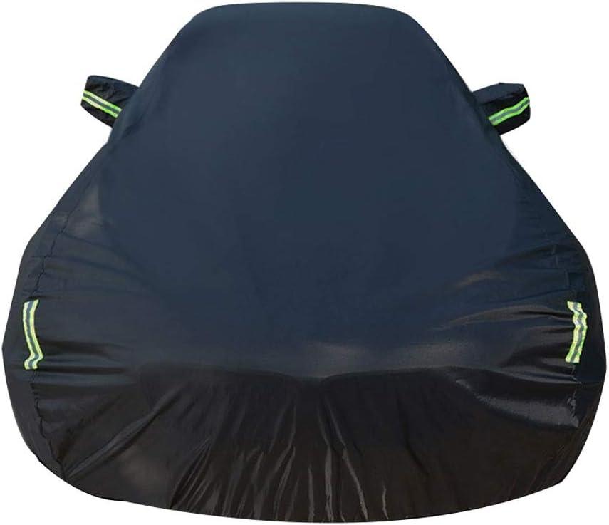 Couverture de voiture Compatible avec Porsche Panamera Housse De Protection De Voiture Bache Imperm/éable Respirante Protection Solaire Pluie Rayures Protection UV Protection Compl/ète De Voiture