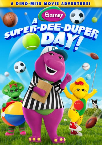 Barney: A Super Dee-Duper Day