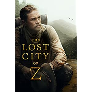 Ratings and reviews for The Lost City of Z - an Amazon Original Movie