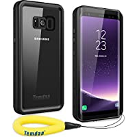 Temdan Samsung Galaxy S8 Waterproof Case Supported...