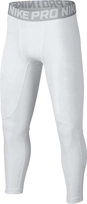 689a1d67ca0f45 Amazon.com: Nike Boy's Pro Tights: Clothing