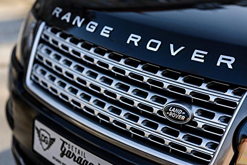 LAMINATED 36x24 inches Poster: Range Rover Car Truck Range R