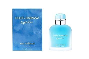 a069baa4a2 Image Unavailable. Image not available for. Color: Dolce & Gabbana Light  Blue Intense for Men Eau De Parfum ...