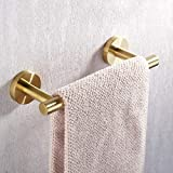KES Small Kitchen Towel Bar Stainless Steel Cabinet