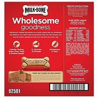 Milk-Bone Original Dog Treats Biscuits for Medium Dogs, 10 Pounds
