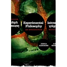Experimental Philosophy: An Introduction
