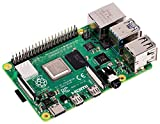 Raspberry Pi 4 Model B 2019 Quad Core 64 Bit WiFi Bluetooth (4GB)