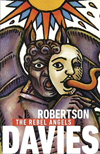 Book cover for The Rebel Angels