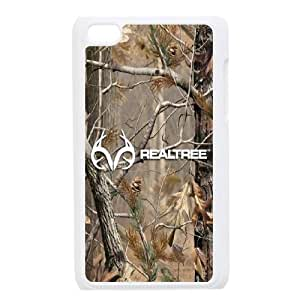 James-Bagg Phone case Camo Tree Pattern Protective Case FOR IPod Touch 4th Style-10