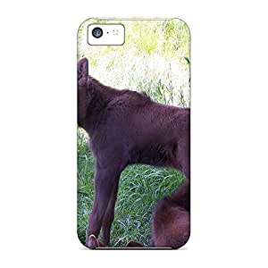 iphone 6 PC phone cases covers Awesome Look Appearance baby moose