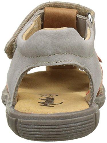 Minibel Jungen Mike Geschlossene Sandalen Beige (Taupe Datte)