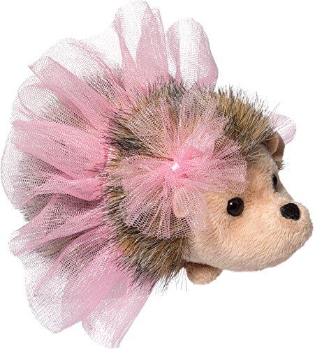 Pink Hedgehog - Douglas Pink Swirl Tutu Hedgehog