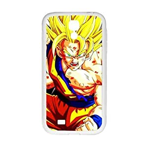 Dragon Ball muscular boy Cell Phone Case for Samsung Galaxy S4