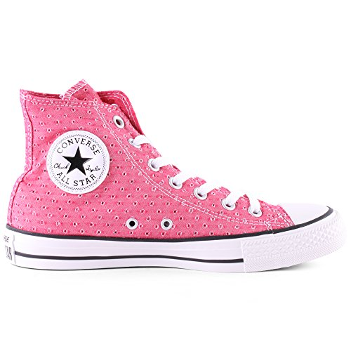 All Hi Star Chuck Rose Converse Mixte Mode Baskets Taylor Adulte wqSERAI