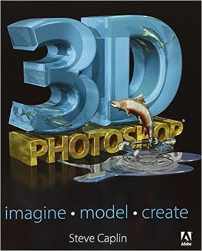 3D Photoshop: Imagine  Model  Create : Steve Caplin