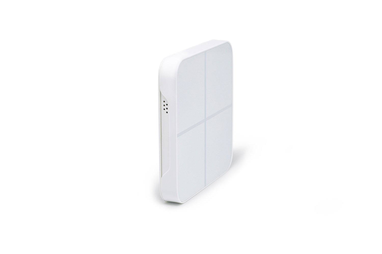 4 Botones Aeotec ZW130-C WallMote Blanco 3.7 V Small 2.37 W