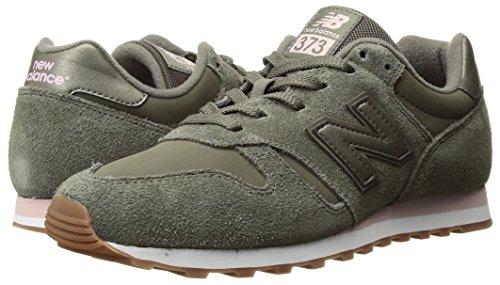 373 light Marrone Donna Balance 279 Khaki New Sneaker 6Hw5Wq