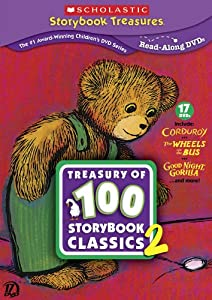 Scholastic Storybook Treasures Treasury Of 100 Storybook Classics Two by NEW VIDEO GROUP