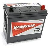 Hankook Voiture 45Ah 360CCA Batterie - 4 Ans de Garantie