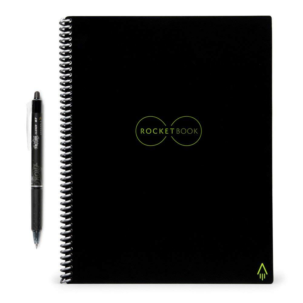 Cuaderno Rocketbook Reusable Por Siempre (22x28cm)