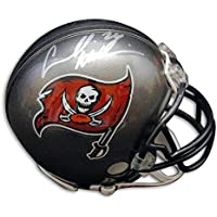 """Autographed Carnell""""Cadillac"""" Williams Buccaneers Mini Helmet Autographed - Autographed NFL… photo"""