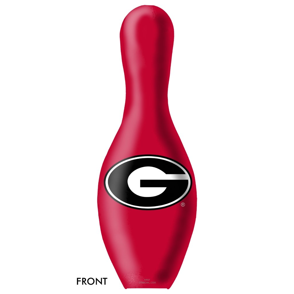 University of Georgia Bowling Pin