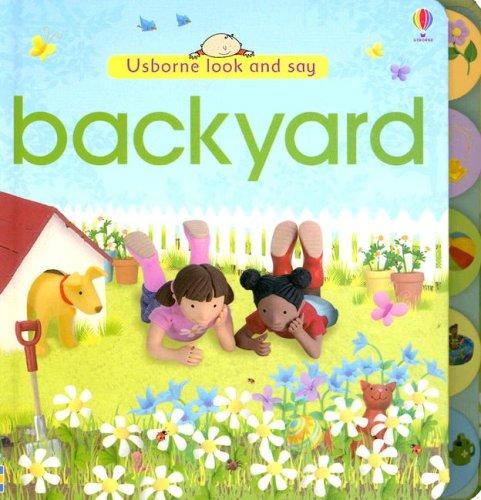 Backyard Look and Say (Look and Say Board Books) pdf epub
