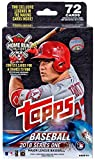 Topps 2018 Series 1 Collectible Baseball Hanger Pack (Unopened Factory Sealed)